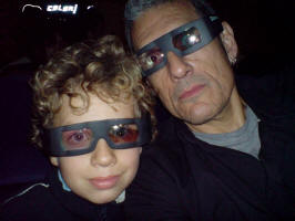 ian and dad 3d